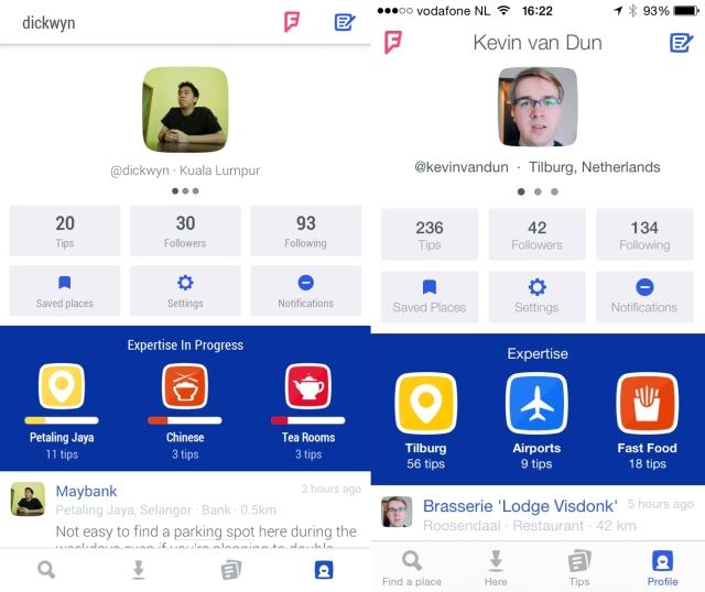foursquare-8.0-android-iOS-profile