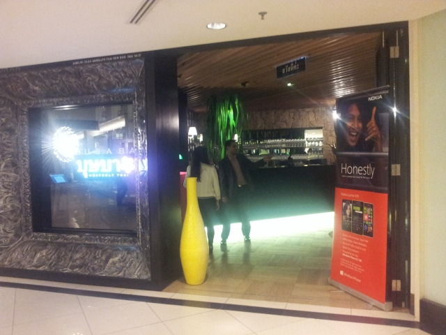 The launch of the Lumia 630 at BSC back in July